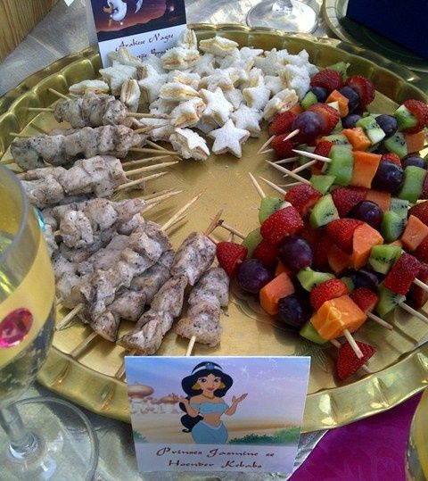 Aladdin party food receipe food birthday ideas for Aladdins cuisine