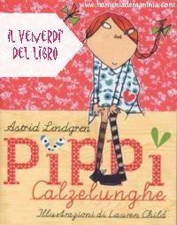Venerdi' del libro: Pippi Calzelunghe