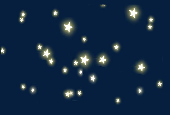 Shining Stars Stars Background Images Clip Art