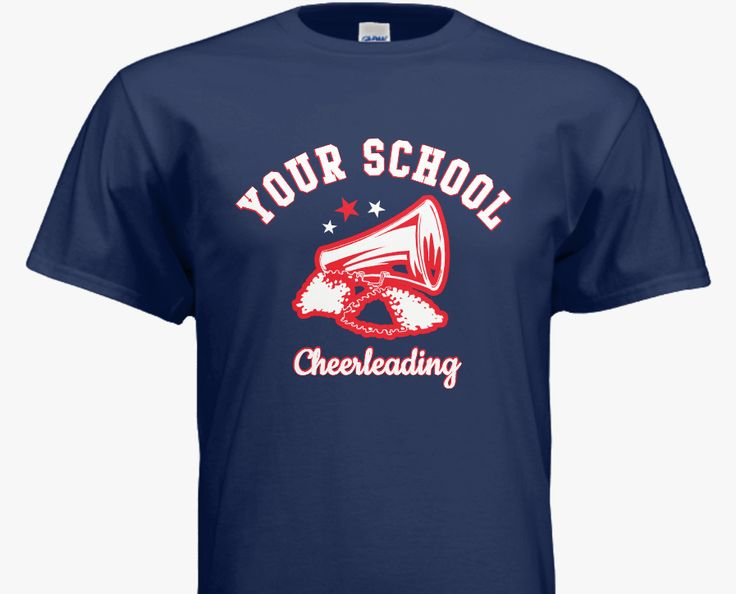 24 best images about cheerleading t shirt design idea 39 s on for Custom shirts fast delivery