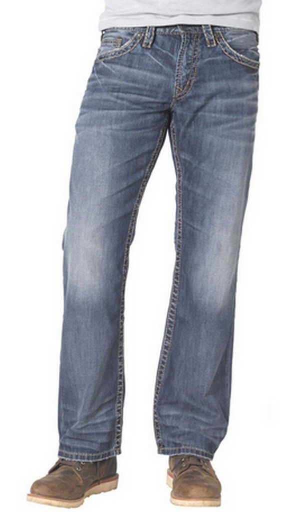 Zac Relaxed Fit Jeans – TWISTED LABEL