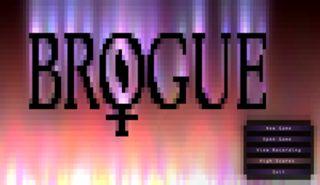Brogue-menu