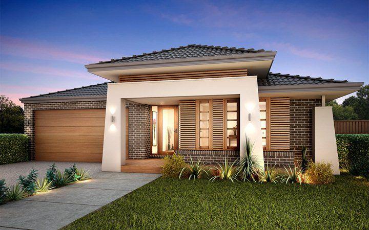 Pagoda new home designs metricon bohemian 29 for Pagoda house plans