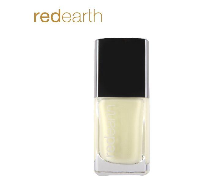red earth专柜正品 晶莹幻彩指甲油 红地球美甲3瓶包邮 黄色