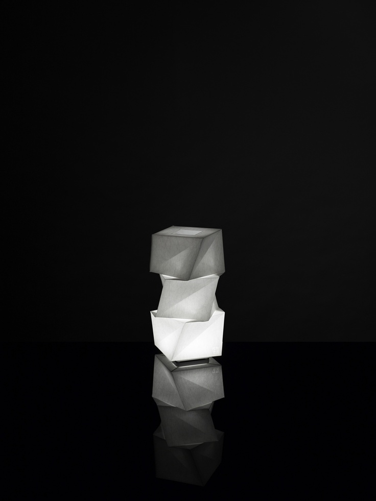 Mogura mini  http://www.artemide.net/in-ei/    Photo by Hiroshi Iwasaki  © Miyake Design Studio 2012