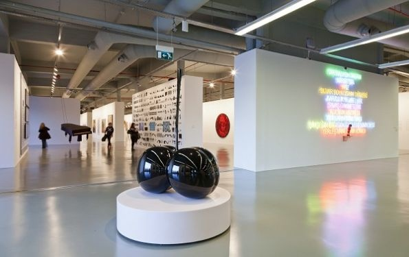 Past and Future Meet In The Istanbul Modern's Present Exhibition