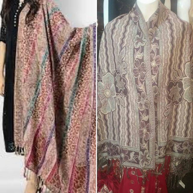 kashmiri shawls a hand woven product from skilled kashmiri weavers carry a grace and give