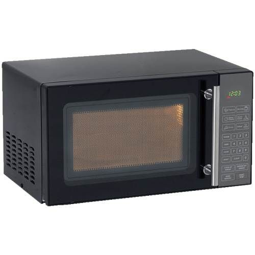 Avanti 0.8 Cubic Foot Black Microwave Oven