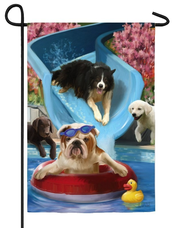 11 Best Dog House And Garden Flag Images On Pinterest