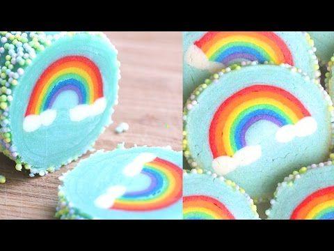 Comida de unicórnio: 20 doces de arco-íris que são puro amor   MdeMulher