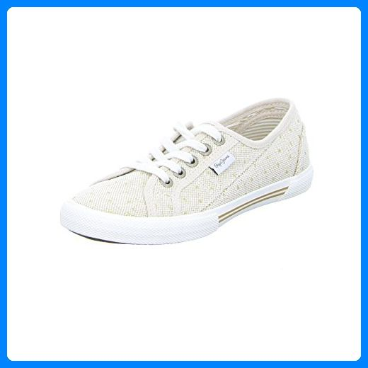 Pepe jeans london aberlady damen sneakers
