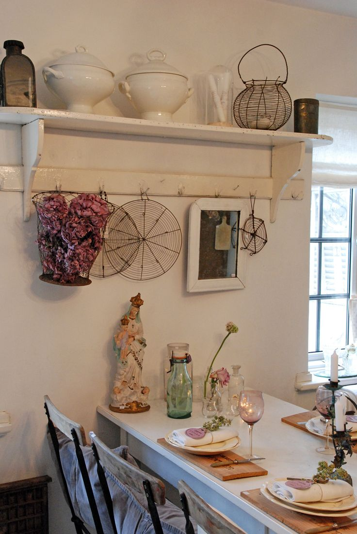 Shabby chic woodwork projects for michael pinterest inspiration - Pinterest shabby chic kitchens ...
