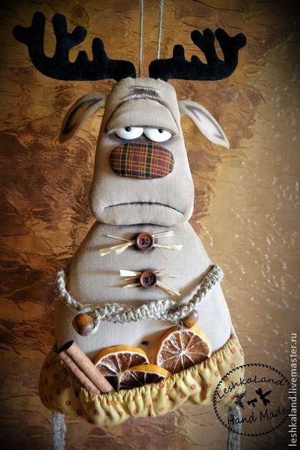 Ароматизированные куклы ручной работы. Ярмарка Мастеров - ручная работа. Купить Звери дверные. Handmade. Прикольный, хлопок, фурнитура