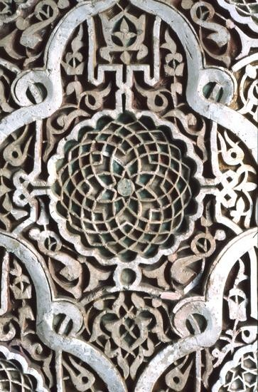 MOR 1507 Sultan's Palace, Tangier in Morocco | Pattern in Islamic Art