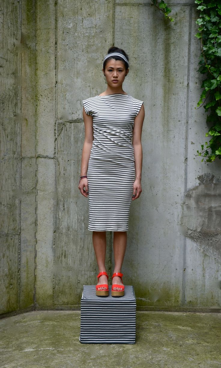 Sustainable fashion in nyc - The Twist Dress Is Back In Our Webshop In Three Colours For Fall
