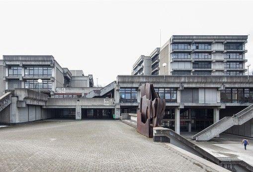 Buch präsentiert die Solothurner Baukultur der Nachkriegszeit - Solothurn Kanton - Solothurn - Solothurner Zeitung