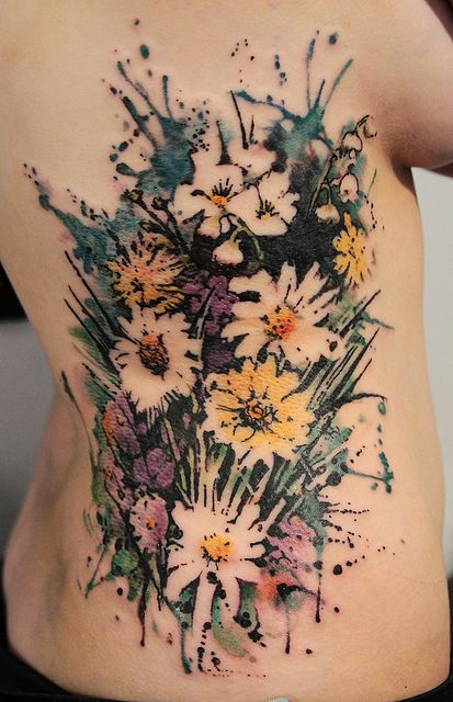This on a thigh would look awesome