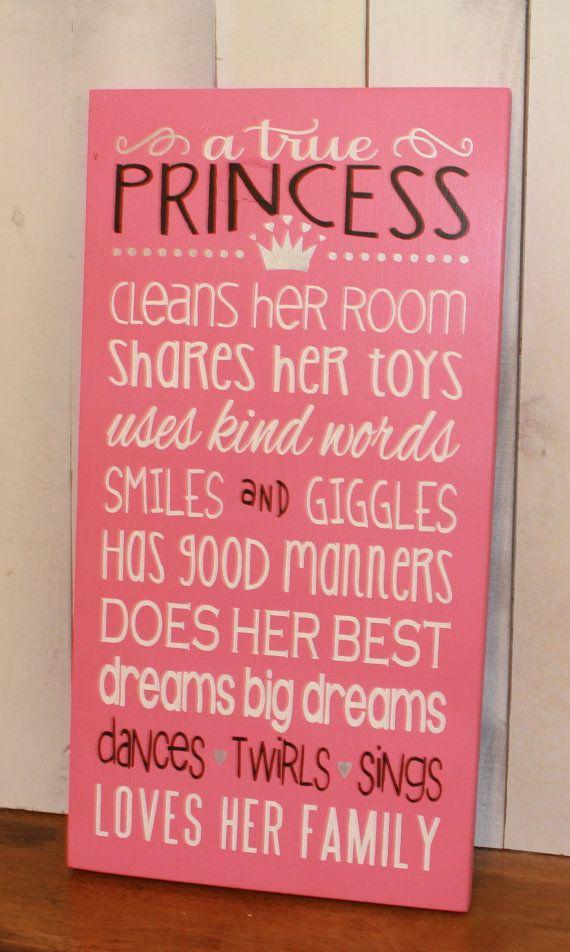 Una verdadera princesa/metro estilo/chica por WorldsSweetestSigns
