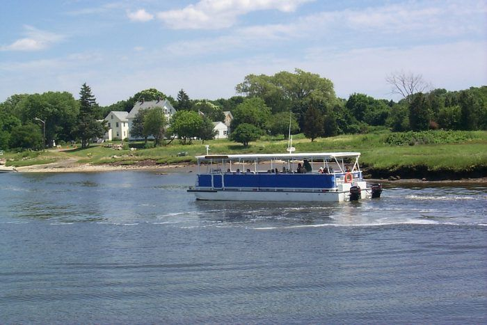 1. Go on relaxing river cruise with Essex River Cruises, Essex