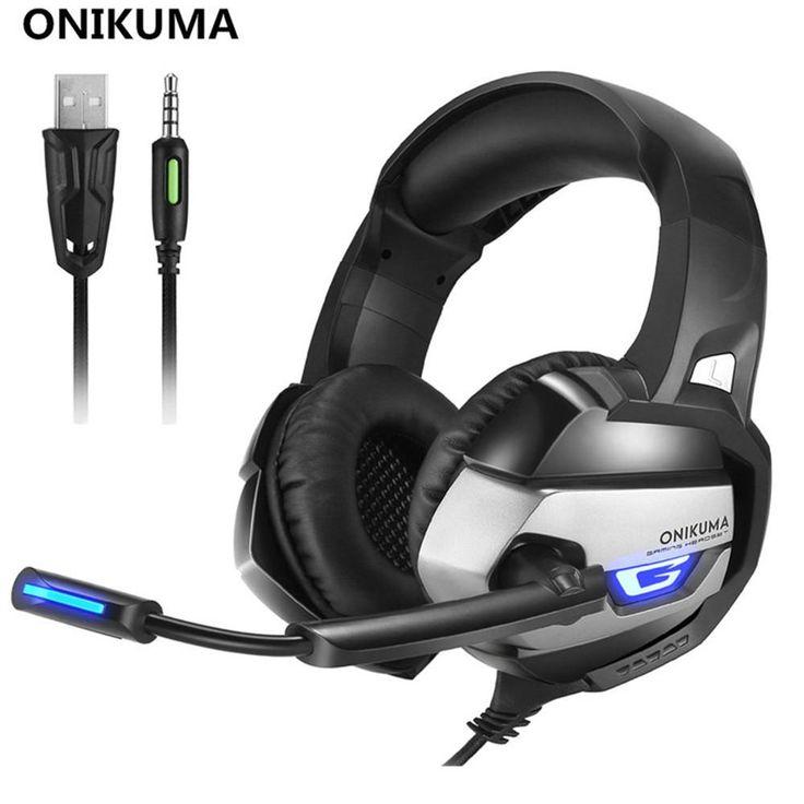 ONIKUMA K5Gaming Headset ( PC & PS4 )