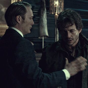 Hannibal & Will Graham