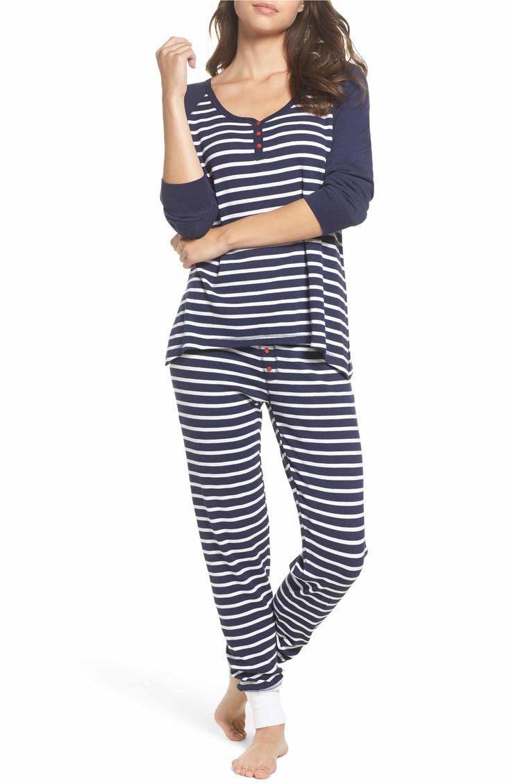 Main Image - PJ Salvage Thermal Pajamas