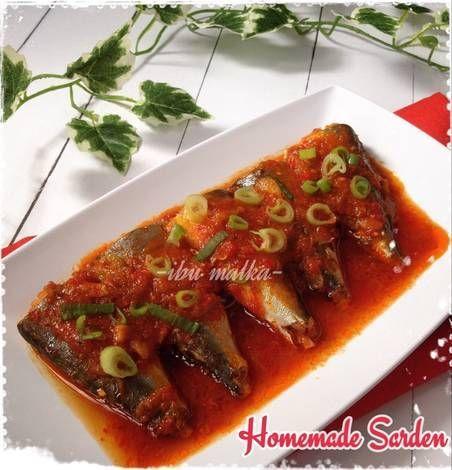 Homemade Sarden