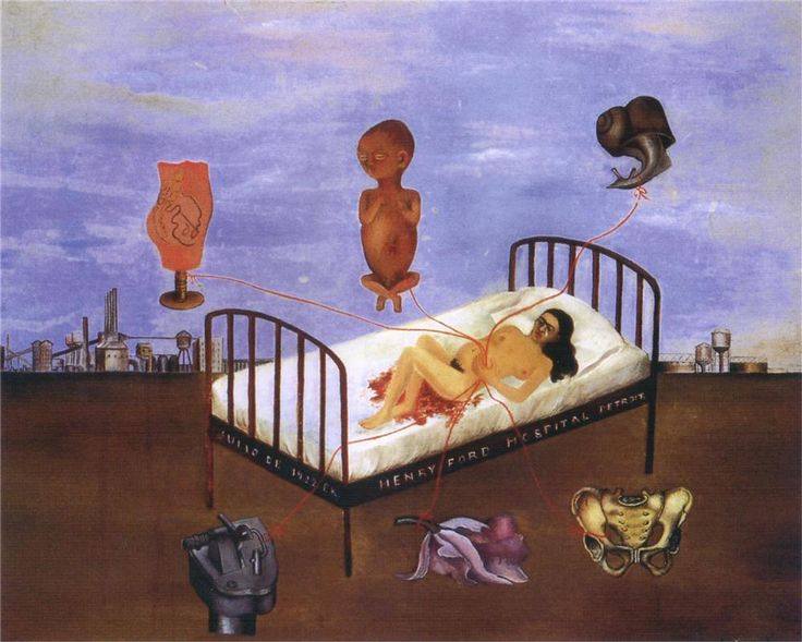 Two Nudes in the Forest (The Earth Itself) - Frida Kahlo - WikiArt.org