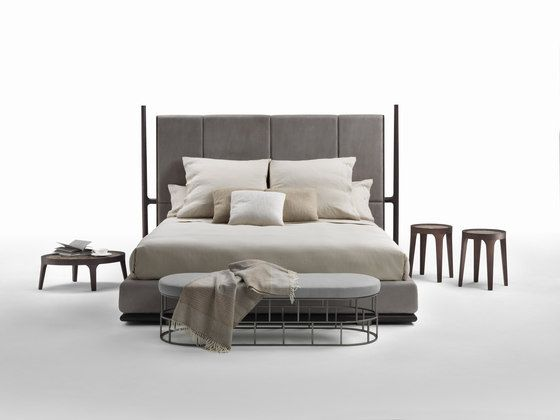 Double Beds Beds And Bedroom Furniture Icaro Flexform Mood Check It Out On Architonic