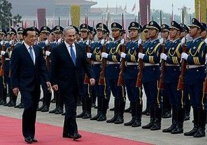 IISCA-Blog: Israel and China Strengthen Economic Ties in Tel A...