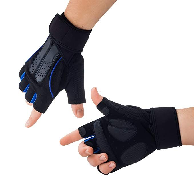 Ringside Aerobic Weighted Gloves 4-Pound