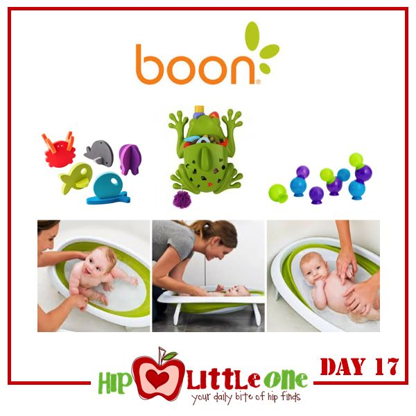 Win a $160 Boon Inc. Prize Pack