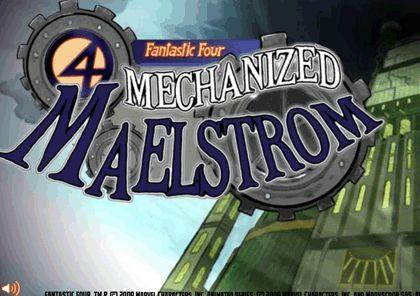 Mechanized Maelstrom