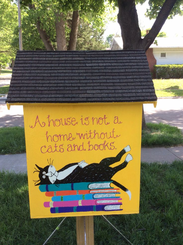 Penny Schmuecker. Lincoln, NE. My library is a tribute to my mom, lover of books and cats. She instilled in me the love of reading as a young child and for that, I am forever grateful.
