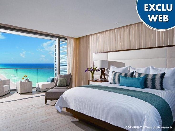 Séjour Mexique Vacances Transat, promo séjour au Secrets the Vine Cancun prix promo Vacances Transat 1 890 € TTC/pers