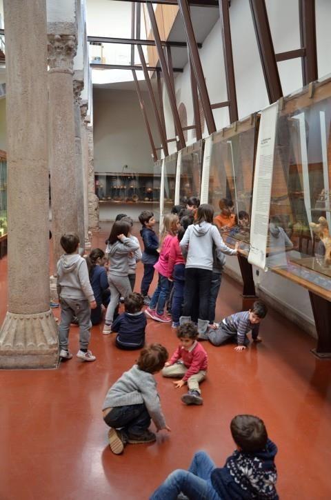 """Campus """"La scuola chiude...il Museo apre"""""""