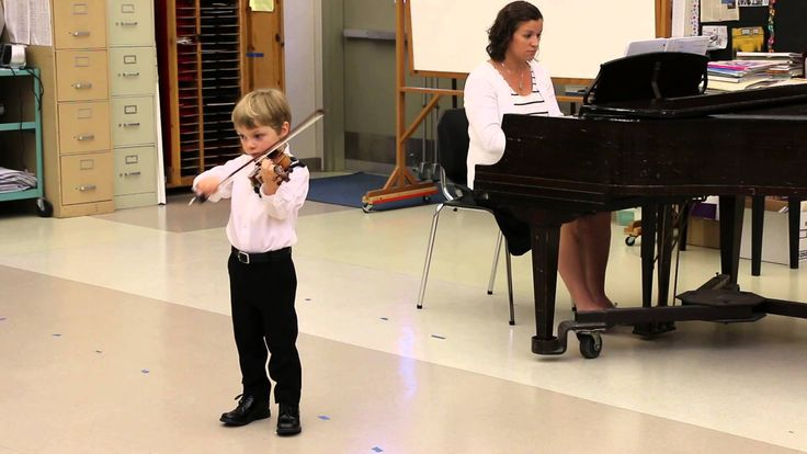 On Violin: Kreutzer Etude No. 37, Bach Concerto A MInor; Solo & Ensemble Festival of the California Music Educators Association Teacher: Farkhad Khudyev Accompanist: Stephanie Blind—See more of this young violinist #from_NicholasOnViolin