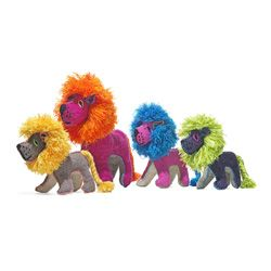 Stuffed Wool Lions  $30 each  786-521-7061: Favorite Things, Wool Lion Hands Woven, Stuffed Wool, Gifts Ideas, Sweet Gifts, Adam Glassman Br Br, Lion 30, Families, Bright Colors
