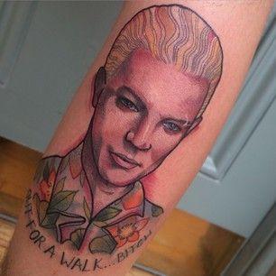 "Community Post: 22 ""Buffy The Vampire Slayer"" Tattoos All Fans Will Appreciate"