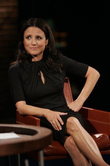 Still of Julia Louis-Dreyfus in Inside the Actors Studio