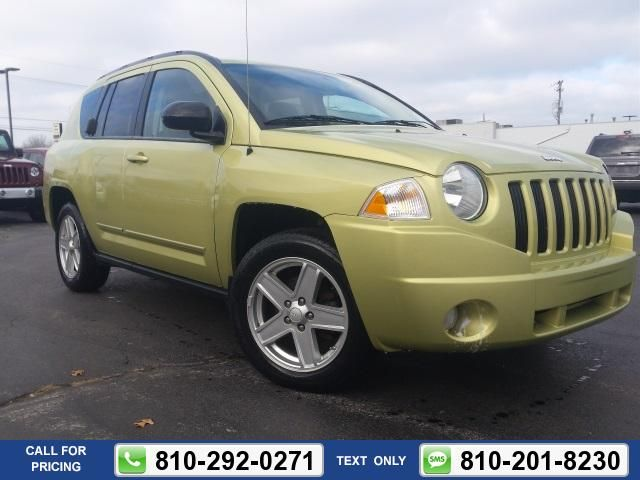 2010 Jeep Compass Sport 93k miles Call for Price 93926 miles 810-292-0271 Transmission: Automatic  #Jeep #Compass #used #cars #BlueWaterChrysler #FortGratiot #MI #tapcars