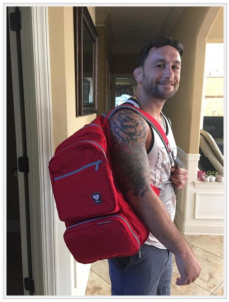UFC #featherweight Frankie Edgar talks about his #training, & favourite @fitmarkbags product! http://fb.me/6Pa6hCwIr