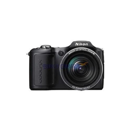 Nikon CoolPix L100 10MP digital camera.