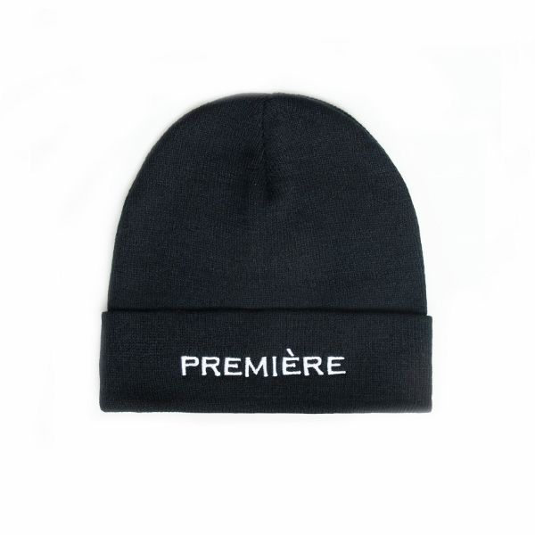 The Fashionable PREMIÈRE BEANIES completely MADE IN ITALY are now available at WWW.FINAEST.COM! #finaest #premierebeanies #beanies #fashion #winter #hat #black #womenswear #madeinitaly #mode #paris #france