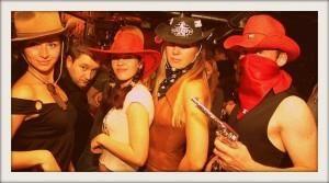 Фото костюмов для тематической вечеринки в стиле дикий запад