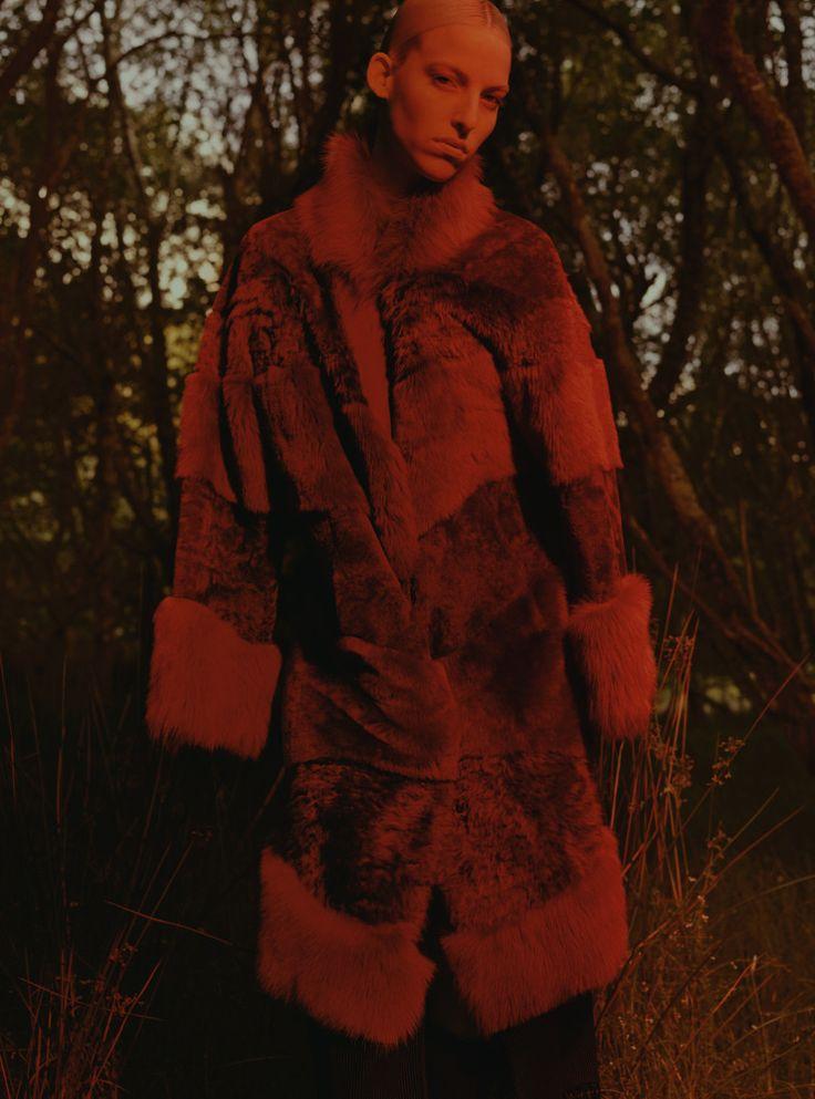 Miriam Haney by Benjamin Vnuk for Styleby Magazine #37 9