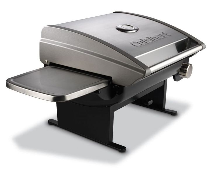 Cuisinart Portable Gas Grill http://grillsidea.com/coleman-road-trip-propane-portable-grill-lxe-review/