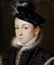 Charles IX of France - Wikipedia