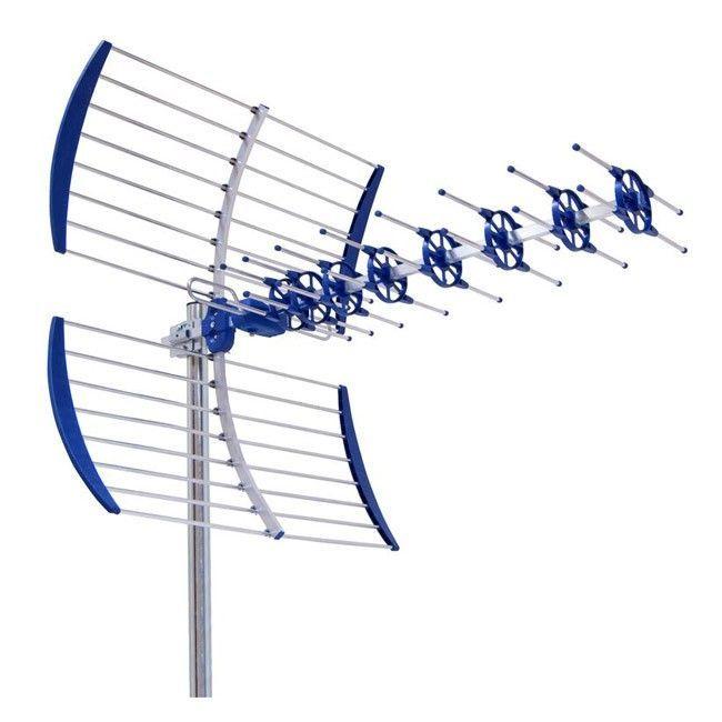 ANTENA UHF 50 ELEMENTOS ENGEL MAX 50HD #antena tdt