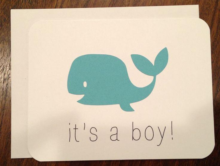 It's a Boy Announcement.
